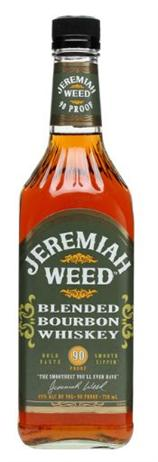 Jeremiah Weed Blended Bourbon